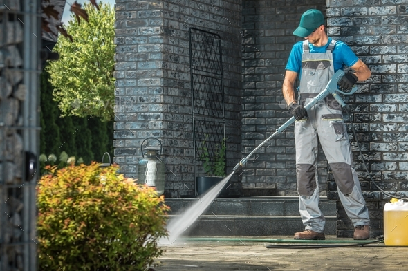 Benefits of power washing your home - Pressure Washer Experts MA